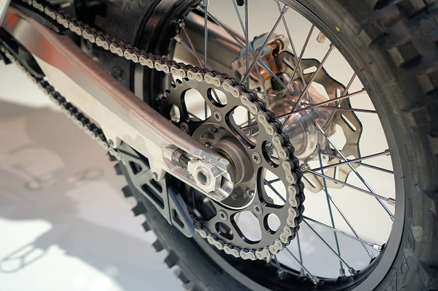 How To Properly Clean Motorcycle Chain