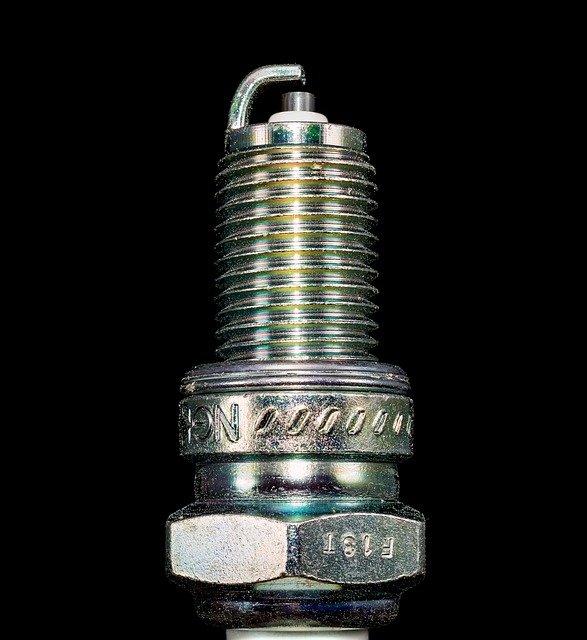 Oil On Spark Plug