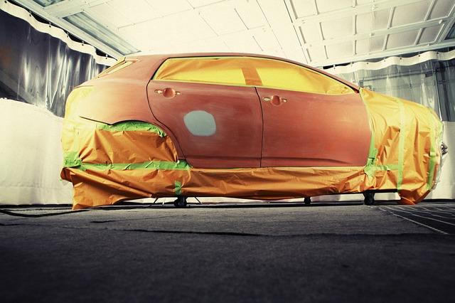 Car Paint Composition & Components