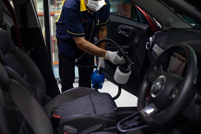 What Does Interior Car Detailing Involve