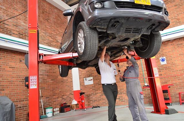 Training As A Mechanic
