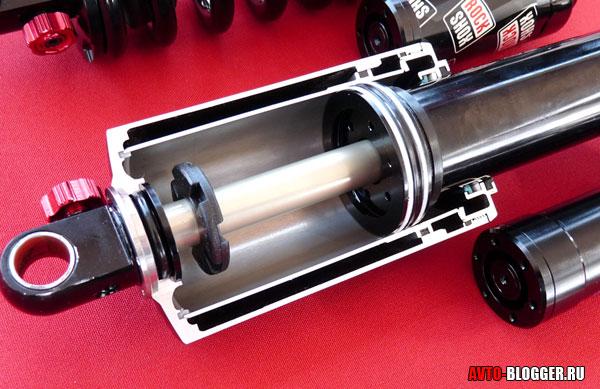 oil shock absorber